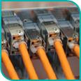 Netzwerk: Ethernet Kabelanschluss