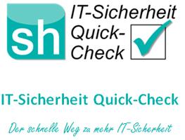IT-Sicherheit Quick-Check